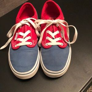 New Without Tags Kids Vans Shoes